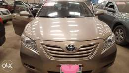 2009 Camry first body 8 months used