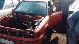 1996 Toyota Corolla 1.6i Auto Stripping for spares