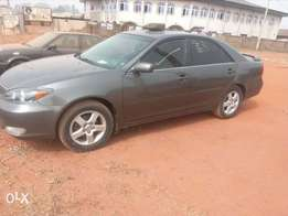 Toyota Camry 03 Tokunbo