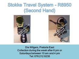 Stokke Travel System - Please call after 5 pm during the week