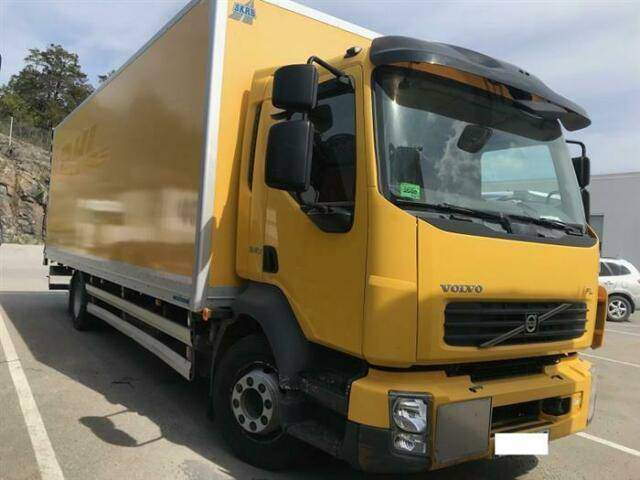 Volvo FL240 SOON EXPECTED 4X2 BOX MANUAL EURO 5 - 2012