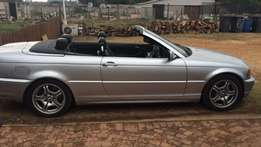 2002 BMW 330ci convertable For sale