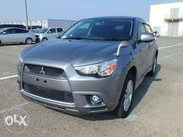 Hire purchase sale: Mitsubishi RVR