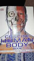 The Concise Human Body Book - great for biology students