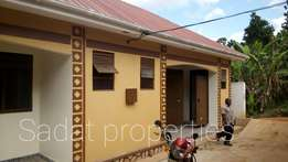 Brand new luxury self-contained double rooms in Bweyogerere at 300k