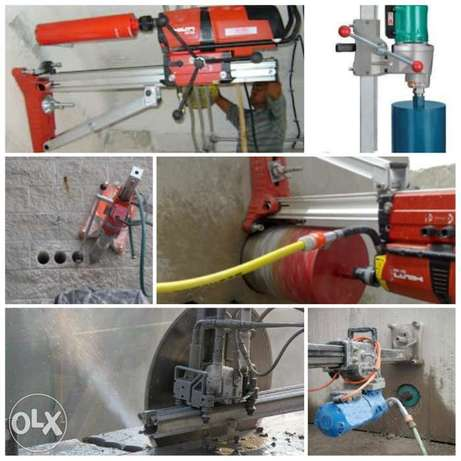 Felka Top GTC Core concrete drilling Company