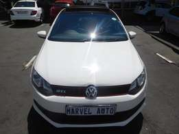 2013 Auto Volkswagen Polo 1.4 Gti Dsg For R220,000