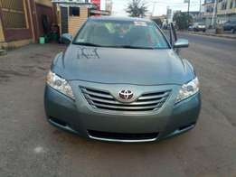 Tokunbo Toyota Camry 2008 Green For Sale.