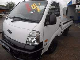 2006 kia k2700 1.3 ton manual