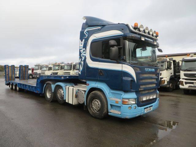 Scania R 480 - 2008