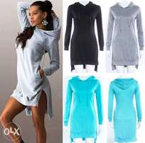 Hoddies casual dress
