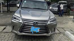 2017 Lexus LX570 bought brand new for sale