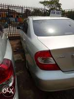 2003 toyota camry. lagos cleared. LE . Automatic toks