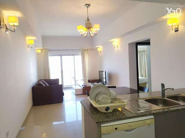 Luxurious & Fully furnished 2 BR apartment with facilities
