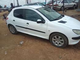 Peugeot 206 in perfect condition for sale