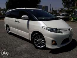 Estima for sale. Just arrived,fresh import. Very clean,low mileage,