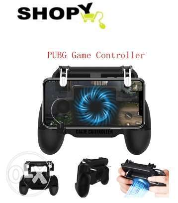 Mobile Controller Cooling Fan 3 in 1 Gamepad