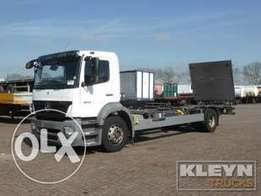 Mercedes-benz AXOR 1833 - To be Imported