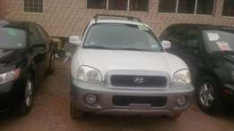 Hyundai Santa Fe 2004 For Sale