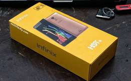 Brand new sealed Infinix hot 4 2GB ksh 10700