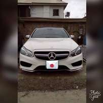 2011 Mercedes-Benz E350 upgraded to 2015