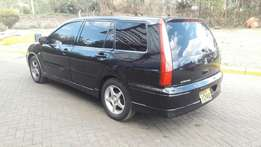 Mitsubishi Cedia 2002 Model With a faulty Engine