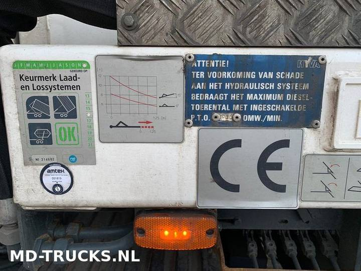 DAF CF 75 290 manual 6x2 steel NL - 2001 - image 6