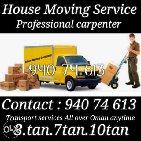 Movers in oman 24hours