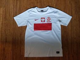 58d60f7a4 Koszulka polskiej reprezentacji w piłkę nożną NIKE