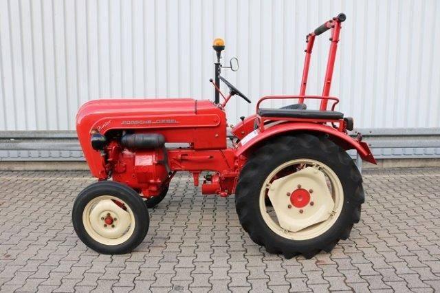 Porsche Traktor, Junior 108 Traktor, Junior 108 - 1961