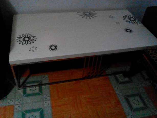 Coffee table with ceramic top Kilimani - image 1
