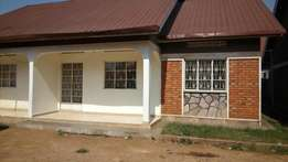 A 2 bedroom house in bweyogerere at 450k