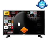 Make home fun with the LG 32 inches satellite digital led tv