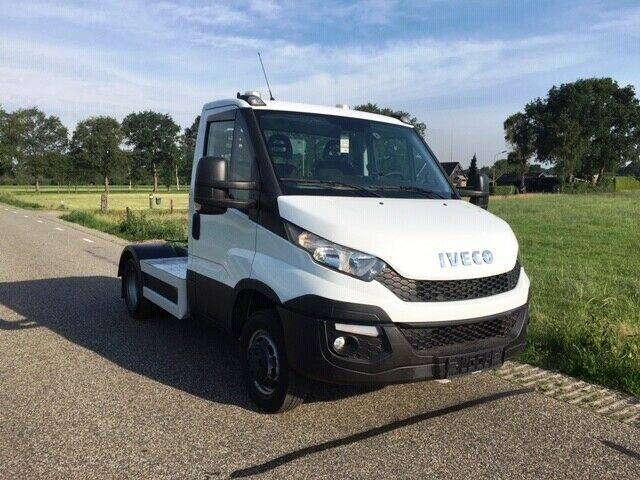 Iveco 50C17 minisattelzug - 2015