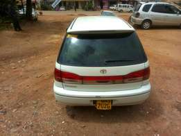 Toyota vista with perfect engine new tyres