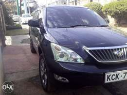 Toyota Harrier 2010 for sale