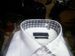 100% Cotton Male Shirts. Free Delivery in Nairobi.