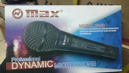 Max wired mic