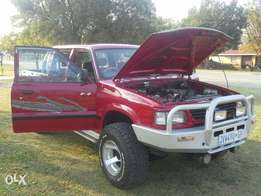 1999 Ford Courier 2x4 Double Cab Bakkie- For Sale or swop