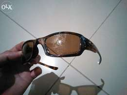 Original Oakley fives for sale with box.(lenses need replacing )