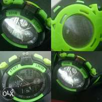 M-shock watches water proof