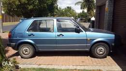 1600 VW Jumbo Golf excellent running condition