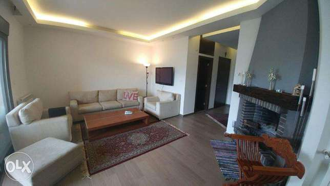 Ballouneh 173m2 - brand new - decorated - apartment for sale - بلونة -  8
