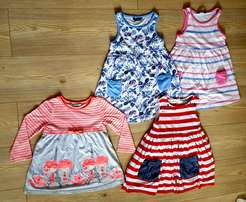 Girls clothing (age 9 months to 3 years) in excellent condition