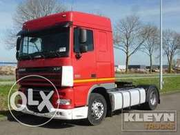 DAF XF 105.410 - To be Imported