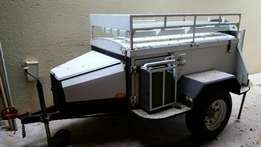 4x4 Off road trailer