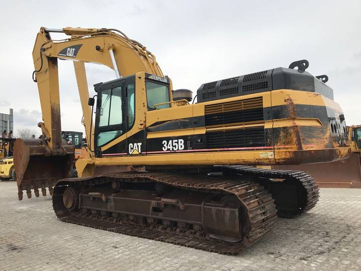 Caterpillar 345BL - 2003