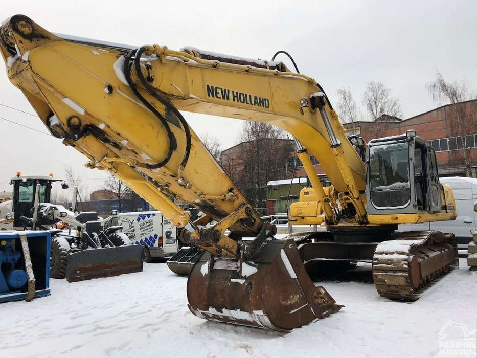 New Holland Sk 480-6s - 2006 - image 3