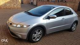 2010 Honda Civic 1.8 i-VTEC 5 door