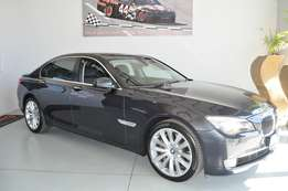 BMW 7 Series 750i (f01) in Mint Condition and low Mileage